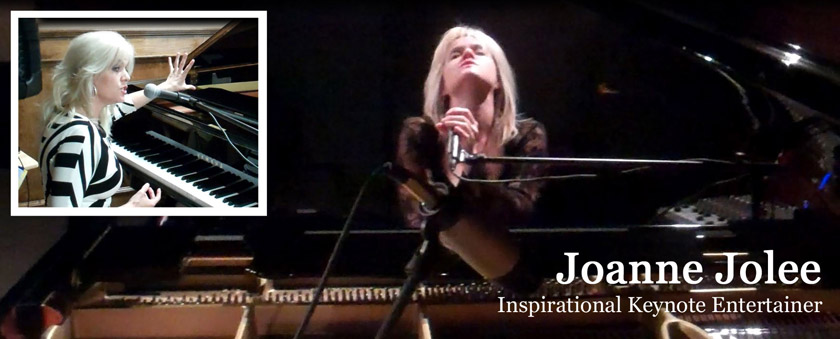 Joanne Joee - Corporate Keynote Entertainer